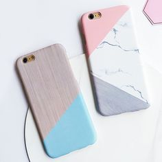 LACK Geometric Splice Pattern Marble Case For iphone 7 Case For 7 Plus Phone Cases Funny Stone Back Cover Fashion Capa Free Iphone, Iphone 7 Plus, Iphone 7 Design, Shell, Marble Case, Cool Iphone Cases, Iphone Models, Phone Covers, Apple Iphone 6