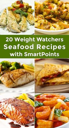 20 Weight Watchers Seafood Recipes with SmartPoints is part of Fish recipes Weight Watchers - 1 Dijon Fish Fillets (Weight Watchers)kitchme SmartPoints See recipe details 2 Spicy Baked Shrimp (Weight Watchers)kitchme SmartPoints See rec Skinny Recipes, Ww Recipes, Salmon Recipes, Cooking Recipes, Healthy Recipes, Recipes With Fish, Recipies, Slimming Recipes, Drink Recipes