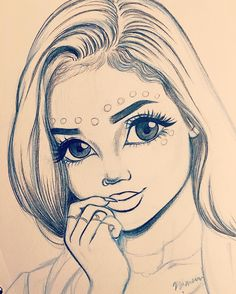 Goodnight Sketch⭐️✍ #sketching #illustration #draw #drawing #drawings #art #artwork #arts #sketches #inspiration #goodnight #Godisgoodallthetime