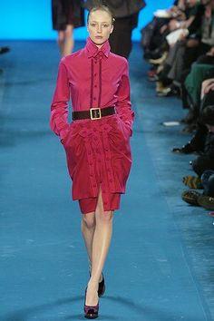 Yves Saint Laurent / Fall 2005 Ready-to-Wear #TBT