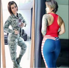 Here we share a new collection of ARMY WOMEN in and out of uniform. These are the 41 professional military women in & out of uniform looking so hot. Sexy Women, Badass Women, Female Army Soldier, Military Women, Military Army, Girls Uniforms, Professional Women, Looking Stunning, Beautiful Women