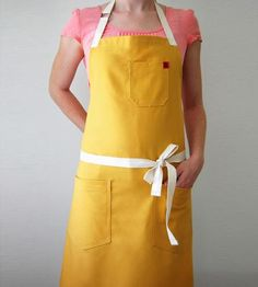 Fish Stick Denim Apron | Home Kitchen & Pantry | Hedley & Bennett | Scoutmob Shoppe | Product Detail