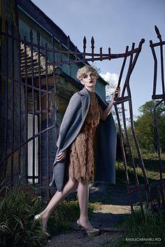 Radu Carnaru . Fashion photographer . Amsterdam Amsterdam, Goth, Characters, Style, Fashion, Goth Subculture, Gothic, Moda, La Mode