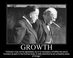 Motivational Posters: Winston Churchill Edition (Part II) Quotable Quotes, Wisdom Quotes, Life Quotes, Funny Quotes, Quotes Quotes, Cigar Quotes, Mindset Quotes, Teen Quotes, Attitude Quotes
