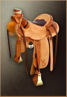custom hand made saddles_Gordon Andrus_western saddles_leather tooling_leather carving_Packer saddle Saddle Leather, Leather Tooling, Western Tack, Leather Carving, Saddles, Horse Stuff, Country Living, Old And New, Cowboys