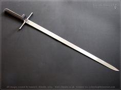 A Langes Messer of South German fashion, circa 1495-1515.