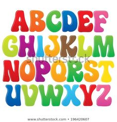 Find Fun Vector Font Kids 3 Upper stock images in HD and millions of other royalty-free stock photos, illustrations and vectors in the Shutterstock collection. Thousands of new, high-quality pictures added every day. Cool Fonts Alphabet, Cute Alphabet, Alphabet For Kids, Free Printable Alphabet Worksheets, Alphabet Templates, Printable Letters, Doodle Lettering, Creative Lettering, 3d Letters