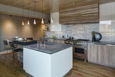 Rustic Modern Farmhouse - Grabill Cabinets