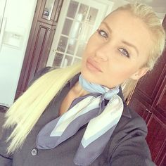 Air Transat Stewardess @mellissa__