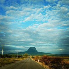 Cerro del bernal. Lugares.