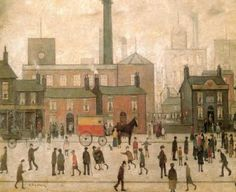 Love Lowry....  it looks cool with modern or shabby chic decor....