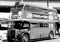 photo from Chris Stanley collection. Rt Bus, Routemaster, Double Decker Bus, London Bus, London Transport, Buses, Transportation, Country