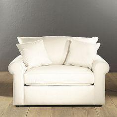 Upholstered Twin Sleeper