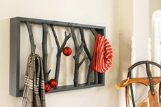 This DIY Branch Shelf is the perfect gift for someone who likes beautiful and useful things. Check out our step-by-step tutorial and make one today.