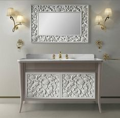 Shabby Chic Bathroom Furniture
