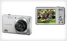 Groupon - $65 for Olympus 12-MP Digital Camera with 4x Zoom and LCD Screen ($129 List Price). Free Shipping and Free Returns. in Online Deal. Groupon deal price: $65.0.00