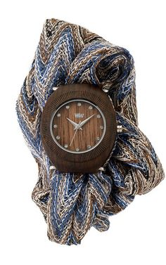 WeWOOD Belle Chocolate | Alegria Cherokee Store #woodenwatches #CLT #CharlotteNC