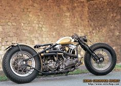 Usually don't care for choppers, but Zero Engineering does it right.