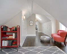 Attic Spaces Design, Pictures, Remodel, Decor and Ideas - page 9