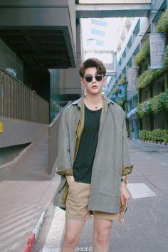 Korean Brand Name Clothing Korean Fashion Men, Korean Street Fashion, Asian Fashion, Boy Fashion, Fashion Models, Fashion Looks, Mens Fashion, Fashion Outfits, Korean Men Style