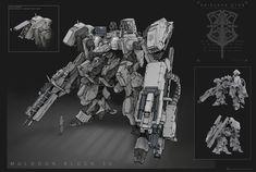 ArtStation - Muldoon, Bernard Chan Gundam, Mecha Suit, Armored Core, Arte Robot, Futuristic Armour, Future Weapons, Lego Mecha, Robot Concept Art, Cool Art Projects