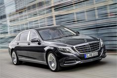 Mercedes S-Class Maybach