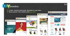 Buy Venedor - WordPress + WooCommerce Theme by p-themes on ThemeForest. Online Documentation Venedor is Ultimate Wordpress + Woocommerce Theme that is extremely. Reading Themes, Themes Free, Wordpress Template, Wordpress Plugins, Website Themes, Premium Wordpress Themes, Website Template, Sliders, Web Design