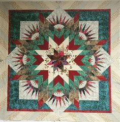 Summer Solstice, Quiltworx.com, Made by Ardelle Kerr