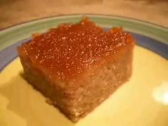 Godrogodro (Coconut Vanilla Spice Cake) Recipe - Cuisine of Madagascar