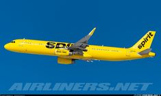 Airbus A321-231 - Spirit Airlines | Aviation Photo #4784729 | Airliners.net