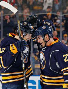 65f841cd0 Marcus Foligno  amp  Matt D Agostini • Buffalo Sabres • Source  NHL.