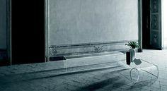 Szklane siedziska | Od Glas Italia | EKSKLUZYWNE.NET