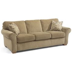 Flexsteel 7305-31 Vail Sofa available at Hickory Park Furniture Galleries