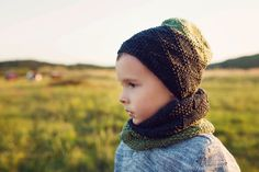 Hand knitted baby and toddler accessories by Gynka Knitwear
