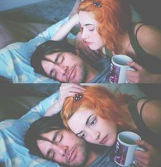Clementine: This is it, Joel. It's going to be gone soon.   Joel: I know.   Clementine: What do we do?   Joel: Enjoy it.