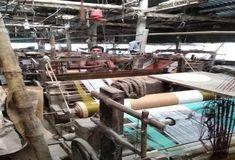 Chittranjan hand loom Loom Machine, Loom Weaving, Power Loom, Loom, Weaving, Knitting Looms, Loom Knitting