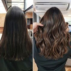 Long Wavy Ash-Brown Balayage - 20 Light Brown Hair Color Ideas for Your New Look - The Trending Hairstyle Brown Hair Balayage, Brown Blonde Hair, Brunette Hair, Hair Highlights, Brown Hair Shades, Light Brown Hair, Brown Hair Colors, Caramel Ombre Hair, Coffee Brown Hair