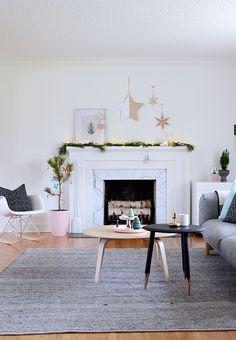 Decoración navideña nórdica, Navidad low cost, tutoriales de Navidad, DIY navideños, Navidad handmade, decoración low cost navideña.