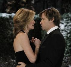One Life to Live (New Year's Eve 2011 to 2012) Blair and Todd (Kassie DePaiva and Roger Howarth)