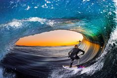 Meet the teenager who revolutionised surf photography, risking his life along the way.