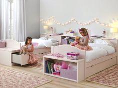 Habitaciones para dos niños