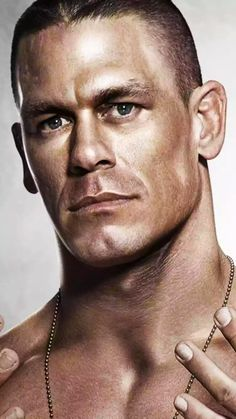 John Cena Muscle, Wwe Superstar John Cena, Cleft Chin, Clash Of Champions, Madonna Pictures, Caricature Artist, Face Photo, Wwe Wrestlers, Nascar Racing