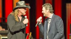 Country Music Lyrics - Quotes - Songs Blake shelton - Blake And His Mentor Return To The Opry For Fifth Anniversary Celebration - Youtube Music Videos http://countryrebel.com/blogs/videos/65570499-blake-and-his-mentor-return-to-the-opry-for-fifth-anniversary-celebration