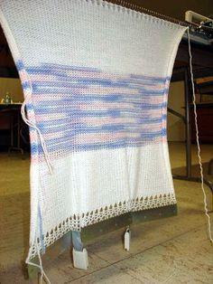 Knitting Patterns Free Dog, Knitting For Kids, Simple Knitting, Knitting Ideas, Beginner Knit Scarf, Hat, Knits, Stockinette, Daily Fiber