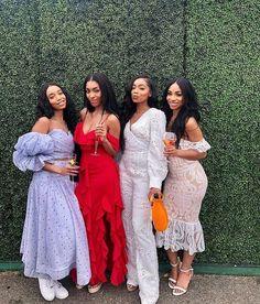 Black Women Fashion, Look Fashion, Skin Girl, Mode Outfits, Fashion Outfits, Bougie Black Girl, Festa Party, Black Girls Rock, Black Girl Swag