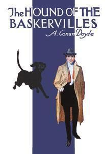 Art Print Hound Of The Baskervilles #2 Book Cover New DB-22728
