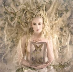 """""""The White Witch"""" from the """"Wonderland"""" Series 