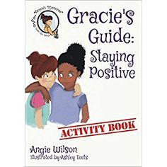 #BookReview of #GraciesGuide from #ReadersFavorite - https://readersfavorite.com/book-review/gracies-guide/3  Reviewed by Barbara Fanson for Readers' Favorite  Gracie's Guide: Staying Positive is a wonderful story that most of us—children and adults—can relate to. Author Angie Wilson has created an easy-to-read story with a subtle message. This book demonstrates a wonderful way of expressing emotions—with a Mr. Potato Head. The story shows us a range of emotions including happy, sad, angry…