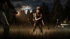 The Walking Dead - The Game Season 2