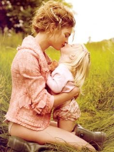 there is no greater love than that which exists between a mother and her child <3